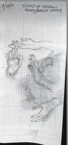 Study of Hands & Wrists